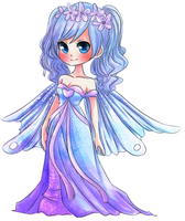 :C: Faerie by duckyduckie