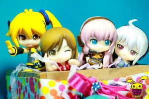 vocaloids by pikarina