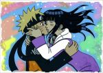 NaruHina: Sparkle Kiss by ArisuAmyFan