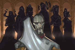 The cabal's assassin by Ikleyvey