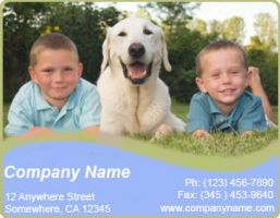 Ad Template - Pet Store by drkdsgn