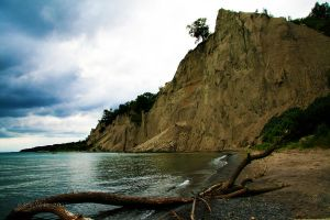 Scarborough Bluffs by 1shotaway