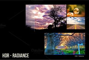 HDR - Radiance | PS Action by linspace