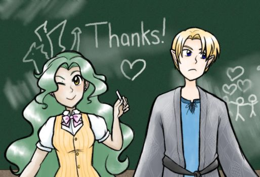 Thank You! by kabocha