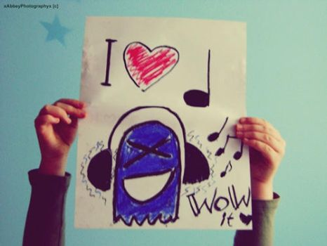 xD Monster love music by xAbbeyPhotographyx