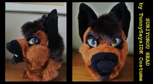 Suri's head is DONE by TunnySaysIDK
