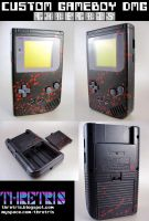 Black and Bloody Gameboy 2 by Thretris