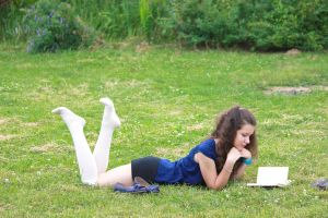 I love reading by OlgaLimon