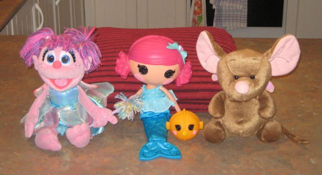 Toys For Chronophontians  (Gift For Chronophontes) by CheerBearsFan
