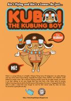 KUBOI The Kubung Boy FLOAT by nimbusnymbus