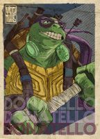 donatello by MICKEYTORRES