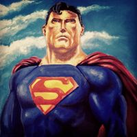 Man of Steel by GaelicTooL
