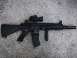 VFC HK416 almost complete.. by Viper818