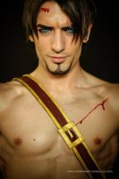 Warrior Sight - Prince of Persia Cosplay by Leon C by LeonChiroCosplayArt