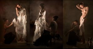Art of clothing by photoport