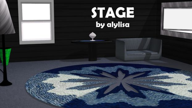 Stages interiors on mmd mall deviantart