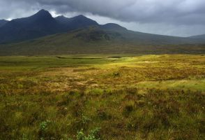 The Colours of Rannoch by Katzilla13