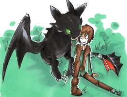 HTTYD by Zack-Of-Spades