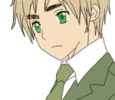 Hetalia: UK WIP by sayaka-miamoto