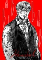 Hannibal in Blood by FOX-TROTNIGHT
