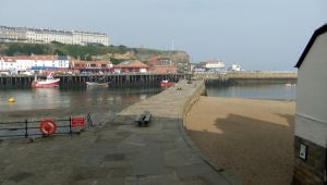 Whitby Harbour (2) by PaulineMoss