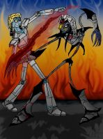 Metal vs Alloy by MigBird