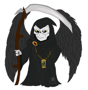 Thanatos, God of Death
