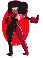 Garnet by Superion123