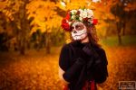 SugarSkull by MariaDeinert
