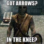 Got Arrows? by LegolasGimli