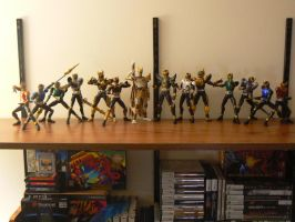 SH Figuarts Collection 9-10 by lupesisagundam