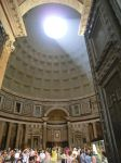 The Pantheon in Rome by GradeRonso