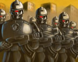 Terror Troops by Wittman80