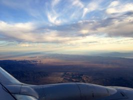 Grand Canyon From the Plane by n2950895