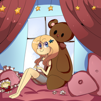 Room by YummiSweets