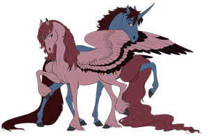 Commission 11 Tinebra and Kerberos by VanyCat