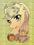 Honest to Goodness Applejack by MewKaylathevampire