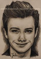 Chris Colfer by JuliaFox90