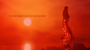Delsin Rowe Wallpaper by Viggorrah
