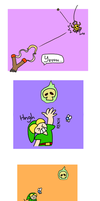 Loz OoT Comic 2 by ThunderManEXE