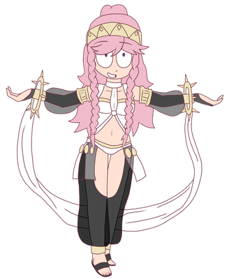 FE:A - Olivia by ObsidianWasp