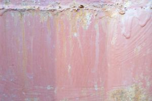 Shades of Pink Rust Grunge by paintresseye