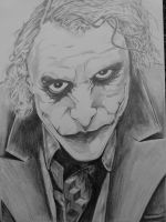 the joker by chairboygazza