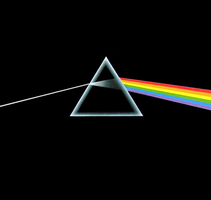 Pink Floyd - Dark Side of Moon by CUBASMETAL