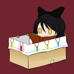 Catbox by WayyOutThere