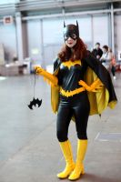 Batgirl: Barbara Gordon by BertyNash