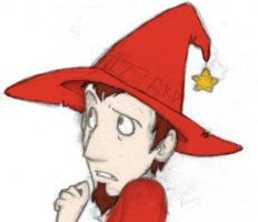 Rincewind by the-Mad-Hatress