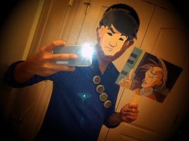 Jackie Chan Adventures Cosplay by HeyLookASign