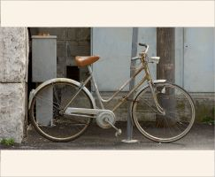 old bike by SkyEeZ