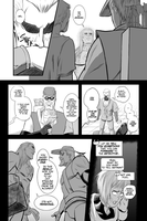 SnowFlame Fan-Comic P.86 by Los-Chainbird
